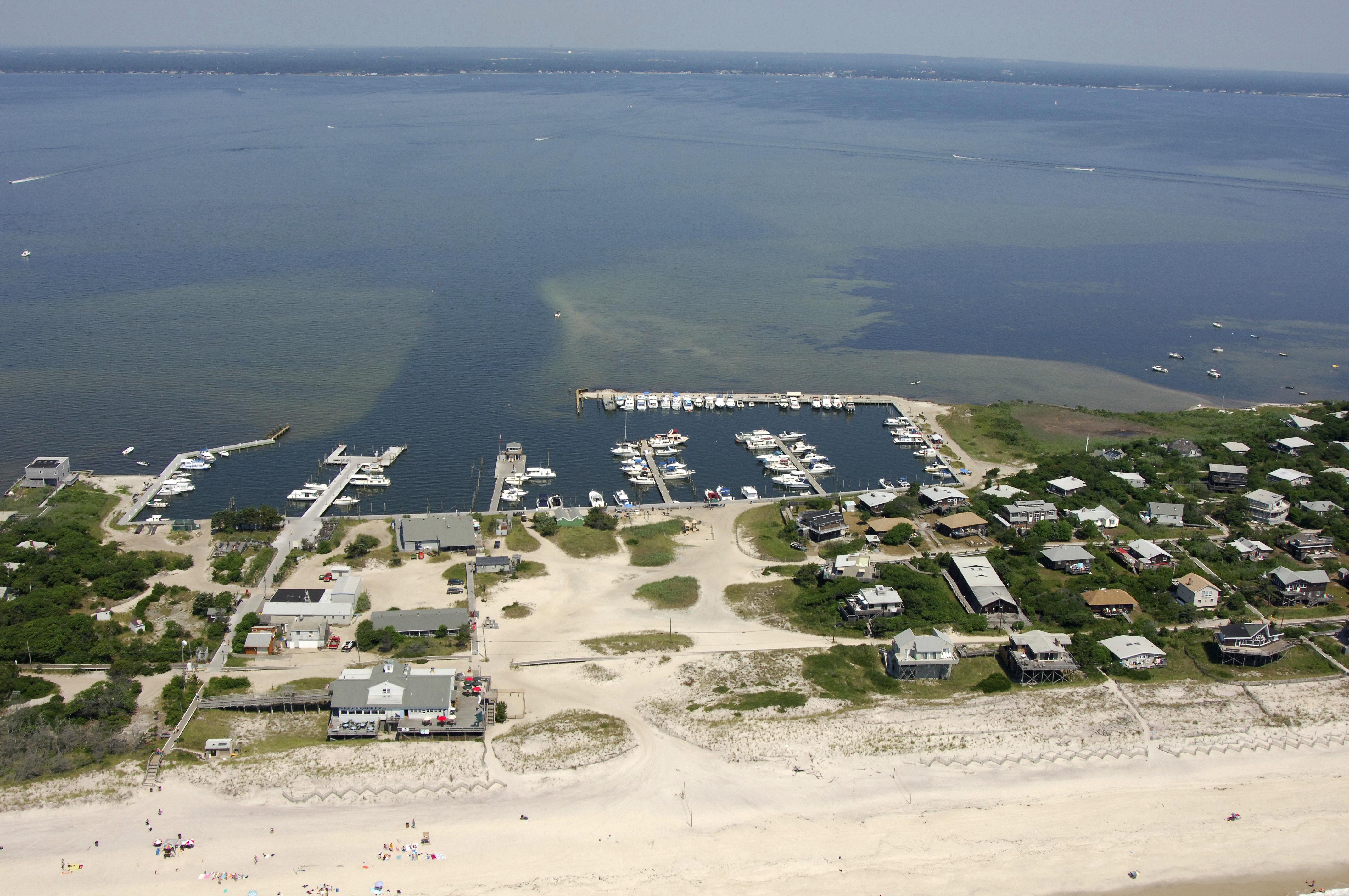 Davis Park Marina In Brookhaven NY United States