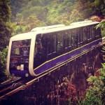kereta rel Penang Hill