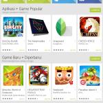 MIUI 6: halaman Google Play Store