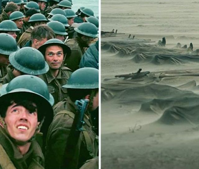 Did You Spot That Crap Extra Who Ruins The Trailer For Christopher Nolans War Epic