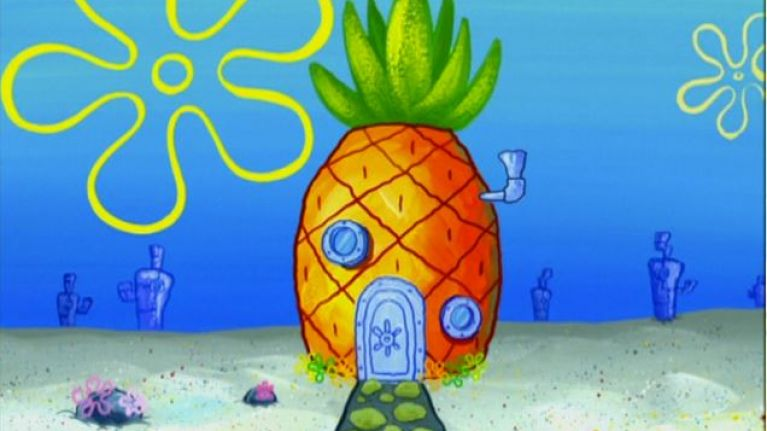 You Can Now Stay In A Pineapple House Just Like Spongebob Her Ie
