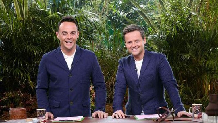 Image result for ant dec i'm a celeb