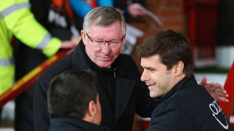 Alex Ferguson's 2013 comments show Pochettino should be the next United manager