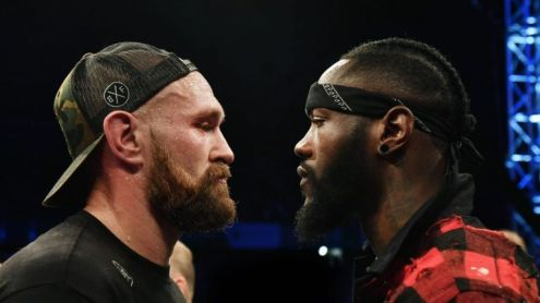Image result for wilder vs fury
