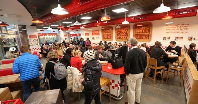 Best Fast Food Franchise 2017