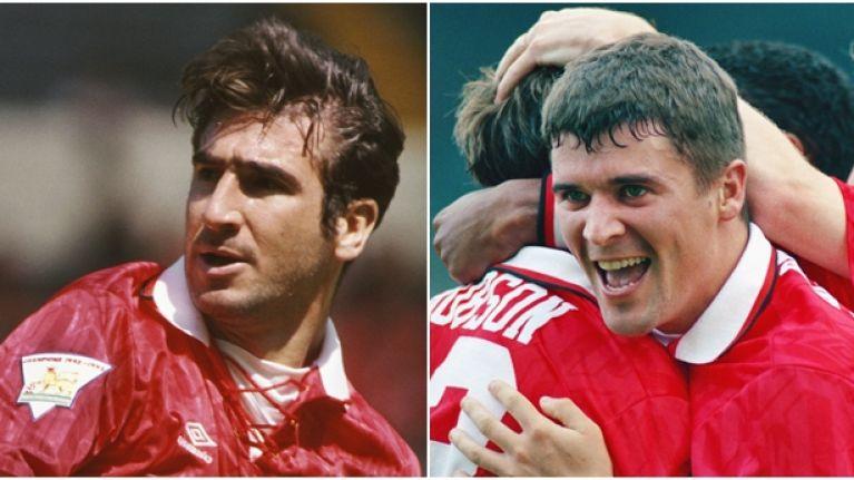 Encuentre la fotografía eric cantona and roy keane perfecta. Eric Cantona confirms famous Roy Keane story about him ...
