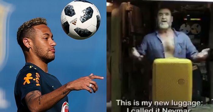 Eric cantona compares neymar jr. Eric Cantona Has Absolutely Rinsed Neymar Again Sportsjoe Ie