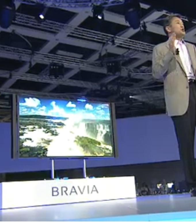 Sony Le Plein De Nouveauts LIFA 2012