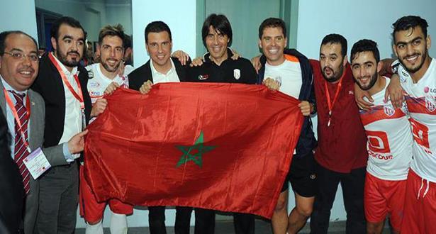 إقصاء المغرب التطواني للأهلي المصري بعيون الصحافة المصرية