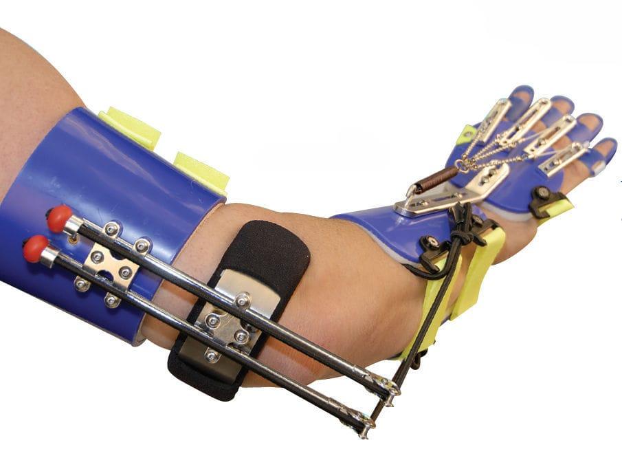 腕手矯形器 - SaeboReach - Saebo - 手指矯形器 / 手掌矯形器 / 手指屈曲