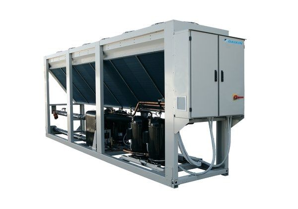 Air and Water cooled chillers
