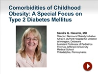 Comorbidities in Childhood Obesity: A Special Focus on ...