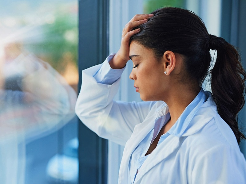 Burnout Might Really Be Depression How Do Doctors Cope