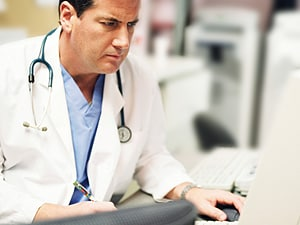 Disgruntled doctor