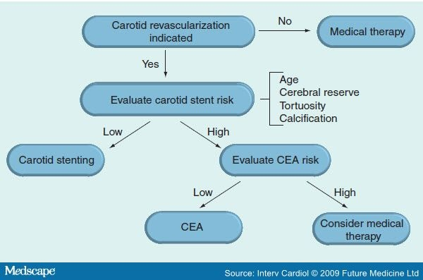 Patient Specific Treatment Allocation For Carotid Artery