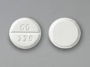 promethazine 25 mg tablet