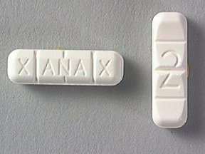Image result for what is a xanax pill
