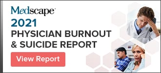 COVID-19 Drives Physician Burnout for Some Specialties 2