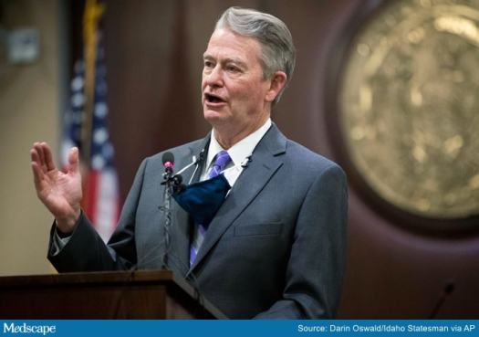 Idaho Governor Signs Onto Major Abortion-Rights Challenge 2