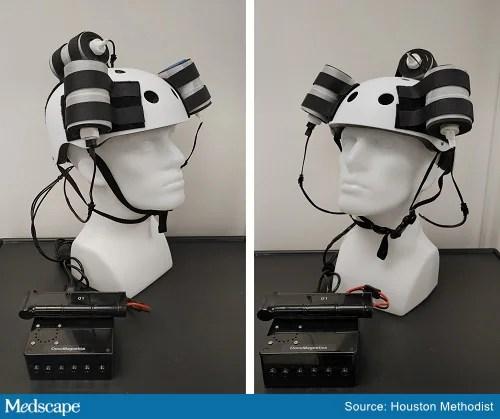 New Investigational Helmet Device Shrinks Glioblastoma 2