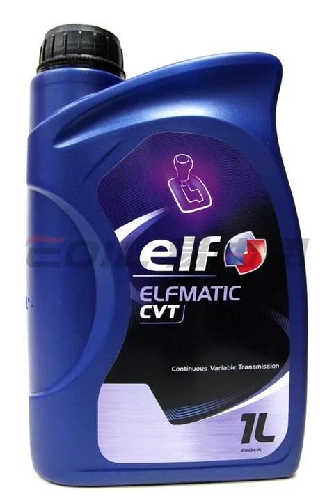 ELF CVT ELFMATIC 無段變速箱油