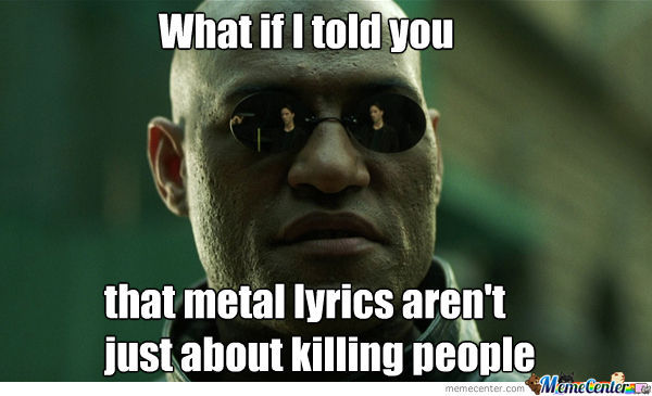 What If I Told You Morpheus Meme