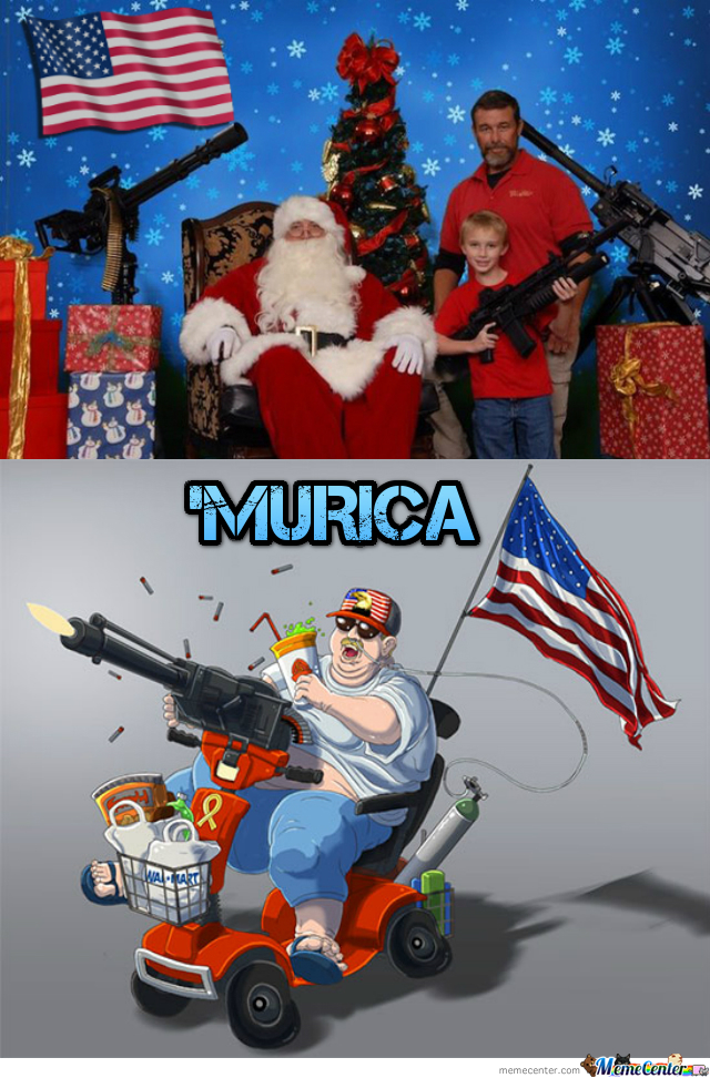 Murica By Zandor Meme Center