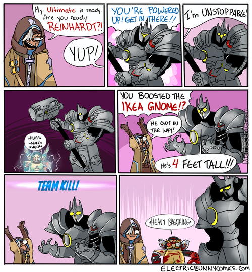 Overwatch Memes Best Collection Of Funny Overwatch Pictures