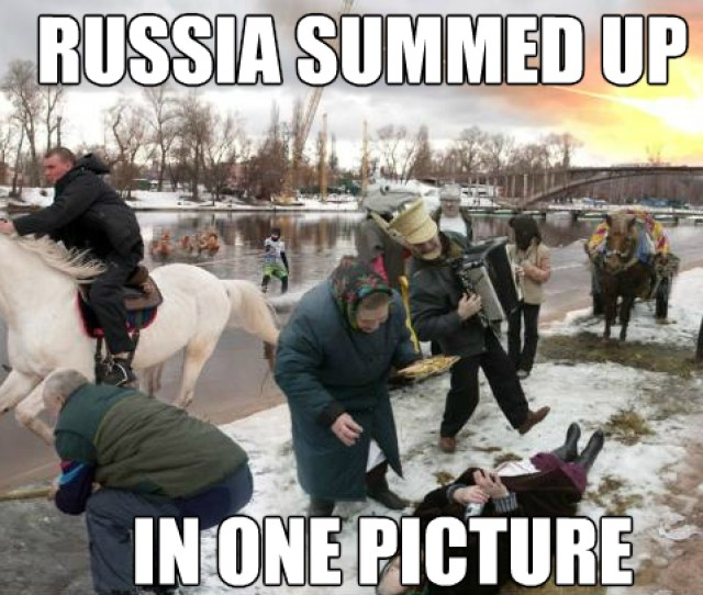 The Internet Has Improved Since They Started Filming The Crazy Shit In Russia