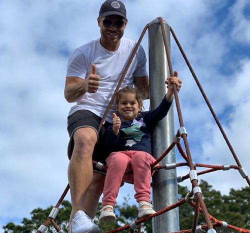 Aussie Cricketer David Warner Turns Into