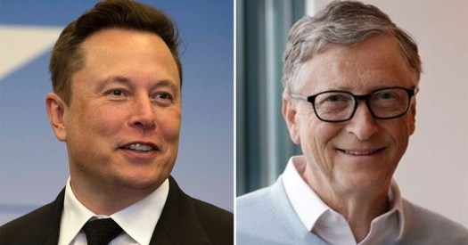 Elon Musk Beats Bill Gates To Become The 2nd Richest In ...