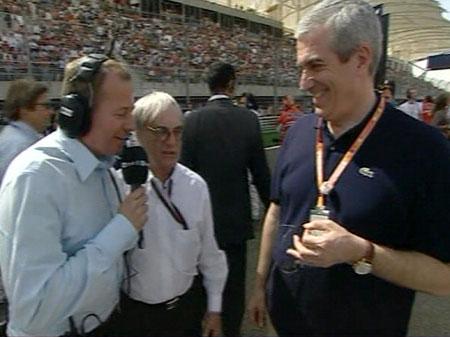 Revised: Martin Brundle on the grid