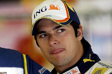 Expensive: Nelson Piquet