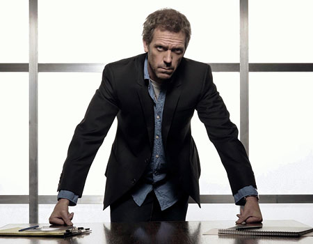 HOUSE IS RIGHT