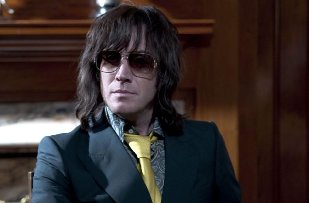 Smoking role: Rhys Ifans plays Howard Marks in Mr Nice