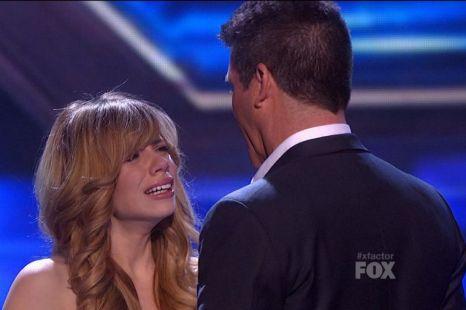 Simon Cowell X Factor USA