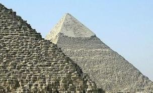 Infra-red images have led to the discovery of 17 underground Egyptian pyramids.