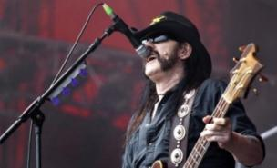 Lemmy paid tribute to Wurzel at Knebworth (Getty)
