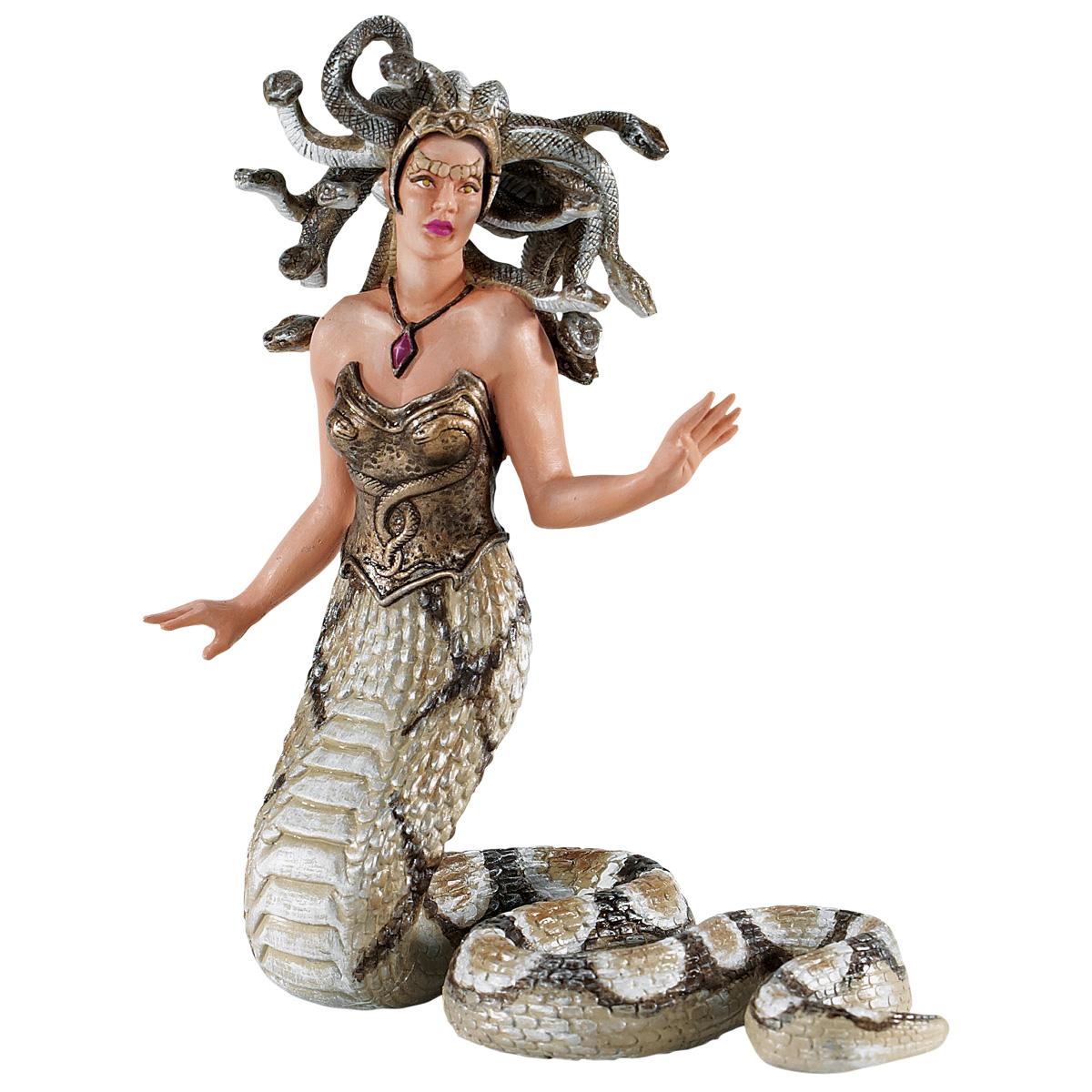 Medusa Full Body Curse