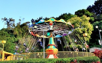 花博》台北市立兒童樂園 ● 童心未泯便宜好玩又好拍照