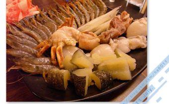 台中》元合屋海鮮吃到飽,漁獲新鮮種類多變