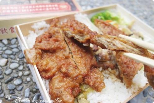 台北》三峽老街美食推薦:東道飲食亭,超好吃排骨飯便當&古早味珍奶