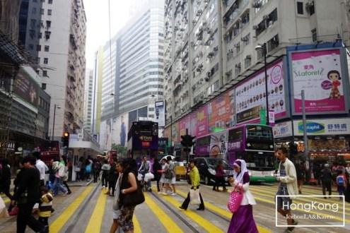 【香港自由行】香港連線Day5:把握在香港最後一天認真的買伴手禮吃美食