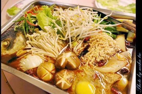 金門》海鮮消夜推薦,新大廟口海鮮:金門限定諸葛亮最愛吃的三國烤魚