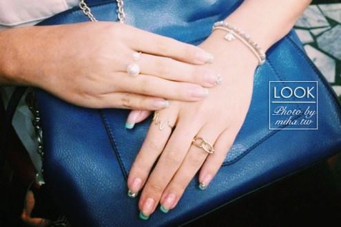 飾品》Silver twinkle 細緻復古手做天然石銀飾:給自己努力工作的犒賞小分享