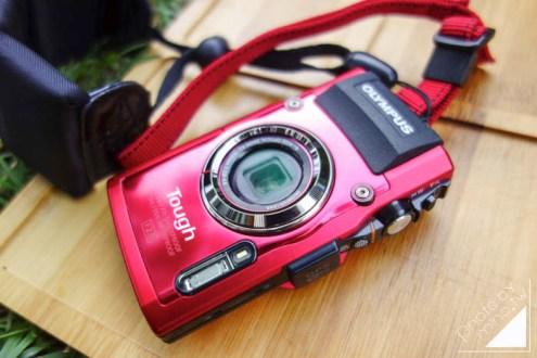 海邊玩去浮潛租防水相機拍出美美照片 Olympus TG-3 wifi教學直接分享太方便