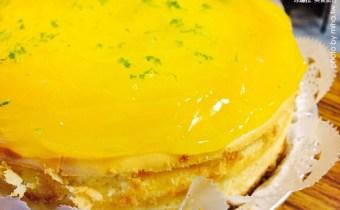 台北》天母起司蛋糕專賣店:Yummy雅米烘培坊,特製檸檬起司幸福到融化