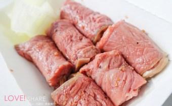 台北》士林夜市汪小菇鮮切原塊牛肉:五星級飯店的德國進口烤箱 好吃到哭