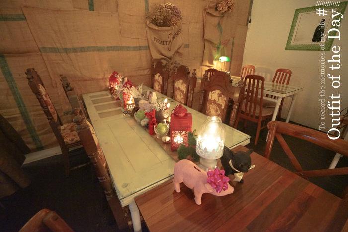 東區小酒館,東區下午茶,東區咖啡廳,東區甜點,東區敲敲咖啡,Peachy紗裙,酒紅紗裙
