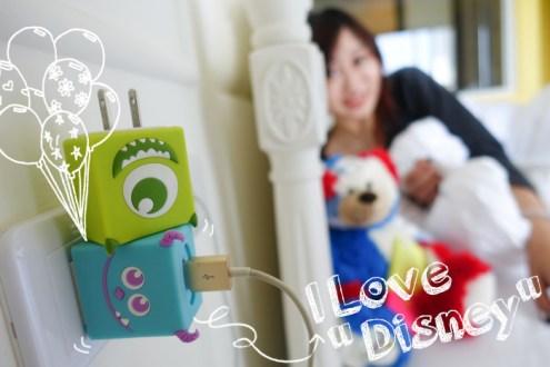 3C》Disney迪士尼USB插頭:超搶眼可愛到翻,身為迪士尼控立刻蒐藏!